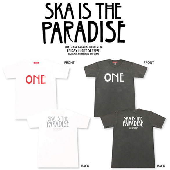 FRIDAY NIGHT SESSION-SKA IS THE PARADISE-