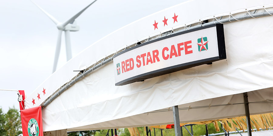 RED STAR CAFE