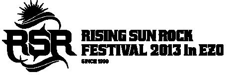 RISING SUN ROCK FESTIVAL 2013 in EZO
