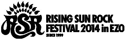 RISING SUN ROCK FESTIVAL 2014 in EZO